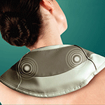 Epulse Neck & Shoulder Massager | Tapping & Percussion Wrap