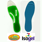 Gel-Soles Massaging Insoles