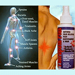 Pain Relief Spray : Natural - Topical - Thera-pain Plus