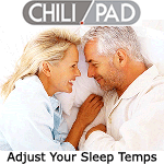 ChiliPad Mattress Topper - Set Temperature to Cool or Warm Your Body